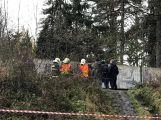 Další tragédie na kolejích: Vlak u skateparku zabil člověka