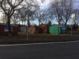Z Rožmitálské zmizí garáže, město chystá revitalizaci