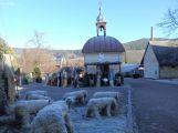 Betlém v Čenkově obsahuje už 53 figur, navštívit ho můžete až do 8. ledna
