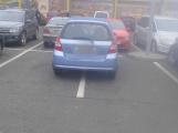Parkování v Příbrami: Tohle už je umění