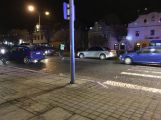 Aktuálně: Sražený chodec přímo na přechodu na Mírovém náměstí