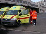 Uzavřenou internu v Sedlčanech částečně nahradí další posádka rychlé záchranné služby