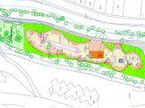 Klidová zóna by měla být hotová na podzim, nabídne lanové centrum a cvičení pro seniory