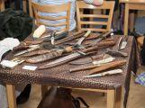 Výstavu nožů v Příbrami navštívily tisíce diváků