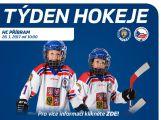 Děti se zítra mohou na chvíli stát hokejisty