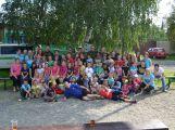 Děti prožily s příbramskou charitou nezapomenutelné zážitky
