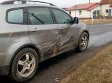 U Višňové se srazily dva vozy