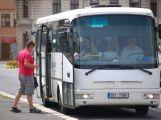 Řidiči autobusů na Příbramsku se zapojí do stávky