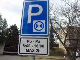 U bývalého ZÚNZu bude možné parkovat delší dobu