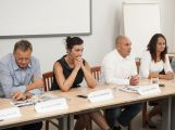 Tisková konference ANO: Kritika současné radnice