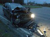 Aktuálně: U Milína došlo ke střetu dvou vozů
