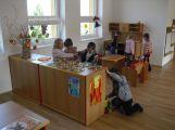 Zápisy do mateřských škol se uskuteční začátkem května