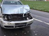 Aktuálně: U Višňové se stala dopravní nehoda se zraněním