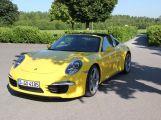 Vozy Porsche budou zítra k vidění na Svaté Hoře