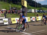 Příbramští cyklisté se o víkendu ve Francii ukázali v dobrém světle
