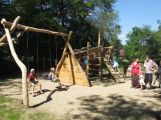 Nový lesopark v Petrovicích je určený místním i turistům