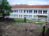 Zahrada MŠ v Jungmannově ulici už nebude připomínat Ulánbátar