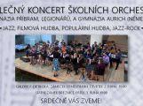 Březnice a příbramský Zámeček budou dějištěm koncertu studentských kapel