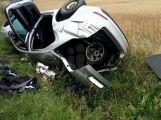 O víkendu se staly na příbramských silnicích čtyři nehody s lehkým zraněním