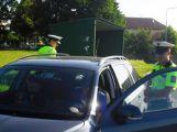 Policisté se o prázdninách zaměřují na řidiče a bezpečnost provozu na silnicích