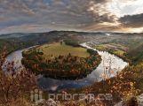 Zítra se poprvé lidé podívají na Podkovu i Orlickou přehradu z nové rozhledny