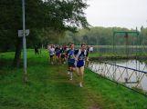 Běh Příbrami: Na trať se vydalo přes 150 dospělých běžců