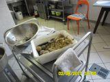 Kontrolou stravovací části Hotelu Atlantida ve Staré Živohošti byly opakovaně zjištěny hygienické nedostatky