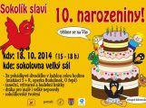Příbramský Sokolík slaví 10. výročí