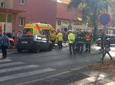 Aktuálně: Mladý řidič srazil dvě dívky na přechodu