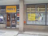 Pošta v Čechovské ulici bude ve čtvrtek ráno uzavřena