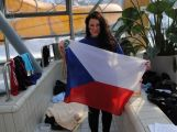 Příbramačka se v červenci pokusí přeplavat Gibraltar