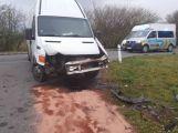 Aktuálně: Střet dvou vozidel u Milína si vyžádal zranění