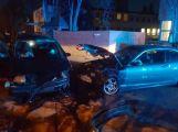 Aktuálně: Dopravní nehoda v Příbrami si vyžádala čtyři zraněné osoby