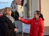V Pičíně otevřeli nové technické zázemí hasičské zbrojnice