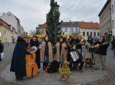 Spolek Pražské ulice tuto neděli pořádá první ze dvou adventních koncertů