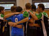 Příbramští kadeti zůstávají v elitní skupině volejbalové extraligy