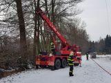 Aktuálně: Hasiči vyjeli likvidovat padlý strom