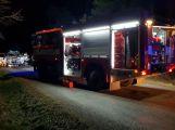 Právě teď: Požár nákladního vozidla zaměstnává hasiče