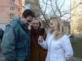"""Natáčení thrilleru """"Rédl"""" běží v Příbrami na plné obrátky"""