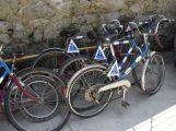 V Petrovicích u Sedlčan mají už druhým rokem jízdní kola pro lidi zadarmo