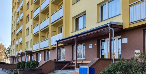 Část lidí z pečovatelského domu v Příbrami je v karanténě