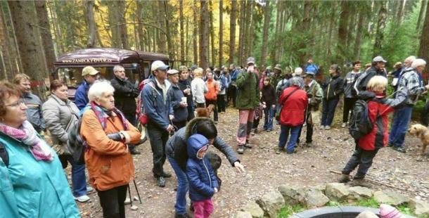 Pochod na Čtyřmezí: Oslava vzniku republiky i motivace k pohybu